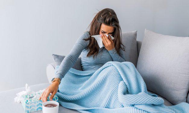 Remèdes maison pour les infections pseudo-grippales